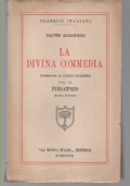 LA DIVINA COMMEDIA, PURGATORIO, VOL. II COMMENTATA DA CARLO GRABHER