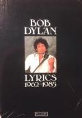 BOB DYLAN - Lyrics 1962-1985
