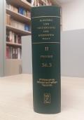 Aufstieg und Nidergang der römischen Welt, Band 36: Philosophie (Stoizismus)