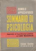 Sommario di psicologia