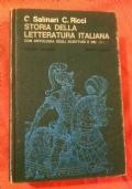 Storia della letteratura italiana con antologia degli scrittori e dei critici - Volume terzo Parte seconda