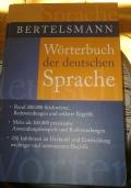 WORTERBUCH DER  DEUTSCHEN SPRACHE