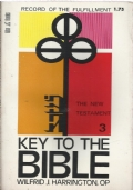 Key to the Bible - vol.3 the new testament