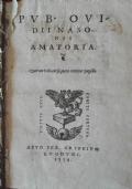 Metamorphoseon. Libri XV. Denuò collatis probatissimae fidei exemplaribus quam accuratissime emendati