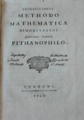 Opere di Francesco Redi gentiluomo aretino e Accademico della Crusca