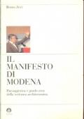 Il manifesto di Modena