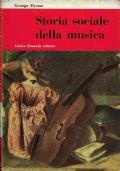 Storia sociale della musica