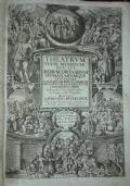 Magnum theatrum vitae humanae. Hoc est rerum divinarum humanarumque […] Ad normam Polyantheae universalis dispositum