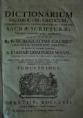 Commentario letterale, istorico e morale sopra la regola di S. Benedetto. Con alcune osservazioni sopra gli ordini religiosi che seguitano la stessa regola