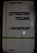 LETTERATURA ITALIANA (VOL III) I CONTEMPORANEI
