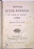 HISTOIRE D'UN PAYSAN 1789 Les États Généraux
