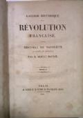 HISTOIRE DE LA RÉVOLUTION FRANÇAISE - completa in 2 voll.