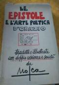 L'Epistole e l'arte Poetica D'Orazio tradotte e illustrate con doppia coscienza e serietà