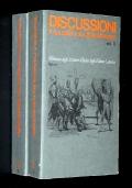 DISCUSSIONI E POLEMICHE SUL ROMANTICISMO (1816-1826) (2 voll.)