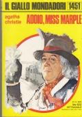 Giallo Mondadori - Addio, Miss Marple
