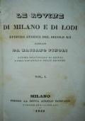 I vermi. Studi storici su le classi pericolose in Napoli