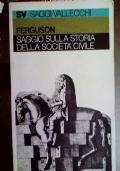 Saggio sulla storia della società civile