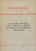 L'ALLIANCE SINO-AMÉRICAINE CONSTITUE UN GRAND DANGER POUR LA LIBERTÉ, L'INDÉPENDANCE ET LA SECURITÉ DES PEUPLES Editoriaux du Zëri i Popullit, organe du Comité central du Parti du Travail d'Albanie