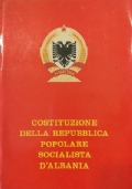 COSTITUZIONE DELLA REPUBBLICA POPOLARE D'ALBANIA