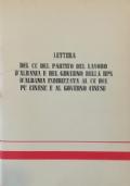 DISCORSO PREELETTORALE PER LA 10a LEGISLATURA DELL'ASSEMBLEA POPOLARE DELLA RPS D'ALBANIA Pronunciato davanti agli elettori della circoscrizione N. 210 di Tirana 10 novembre 1982