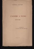 L' ANIMO A NUDO, LIRICHE