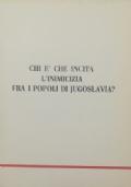 PERCHÉ SI È FATTO RICORSO ALLA VIOLENZA DELLA POLIZIA E AI CARRI ARMATI CONTRO GLI ALBANESI DELLA KOSOVA? Editoriale dello Zëri i Popullit, organo del CC del PLA, 8 aprile 1981