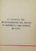 CHI È CHE INCITA L'INIMICIZIA FRA I POPOLI DI JUGOSLAVIA? Editoriale dello Zëri i Popullit, organo del CC del PLA, 23 aprile 1981