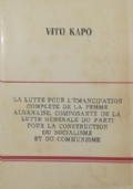 LA DEMANDA DEL RECONOCIMIENTO DEL STATUS DE REPUBLICA PARA KOSOVA ES JUSTA Articulo de Zëri i Popullit, órgano del CC del PLA, 17 de mayo de 1981