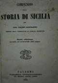 Compendio della storia di Sicilia