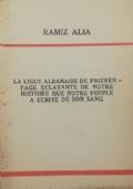 L'ŒUVRE DES ANIMATEURS DE NOTRE RENAISSANCE VIT ET EST HONOREE DANS L'ALBANIE NOUVELLE, SOCIALISTE Discours prononcé au grand meeting organisé pour rendre hommage à la mémoire et à l'œuvre d'Abdyl et Naim Frashëri (Tirana, 11 juin 1978)