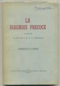 LA DIAGNOSI PRECOCE. TRADUZIONE DI R. CEPPELLINI