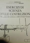 Esercizi di Scienza delle costruzioni meccanica del continuo e solido di Saint venant