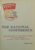 THE NATIONAL CONFERENCE ON PROBLEMS OF THE DEVELOPMENT OF THE ECONOMY IN THE 7th FIVE-YEAR PLAN 11th-12th April 1983