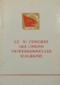 ENVER HOXHA - DRAPEAU DE LA LUTTE POUR LA LIBERTÉ ET LE SOCIALISME Conférence Nationale sur l'œuvre immortelle du camarade Enver Hoxha 15-16 octobre 1985