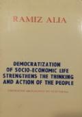 TOUJOURS A L'AVANT-GARDE DE LA SOCIETE ET PORTEUR DE PROGRES Discours prononcé au 8e plenum du CC du PTA 25 septembre 1989