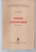 INTRODUZIONE AL BILANCIO DI ESERCIZIO