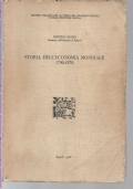 STORIA DELL'ECONOMIA MONDIALE (1790 - 1970 )