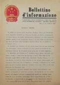 BULLETIN D'INFORMATION de l'Ambassade de la République Populaire de Chine - Berne - N. 275 le 6 septembre 1969
