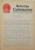 BOLLETTINO D'INFORMAZIONE Ambasciata della Repubblica Popolare Cinese nella Repubblica Italiana - N. 8 - Roma, lì 19 maggio 1972