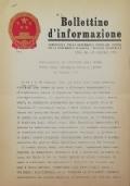 BOLLETTINO D'INFORMAZIONE Ambasciata della Repubblica Popolare Cinese nella Repubblica Italiana - N. 5 - Roma, lì 29 febbraio 1972