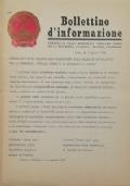 BULLETIN D'INFORMATION de l'Ambassade de la République Populaire de Chine - Berne - N. 272 le 8 août 1969