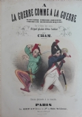 Nos humoristes. Caran D'Ache. J.L. Forain. Hermann-Paul Leandre. Robida. Steinlen. Willette