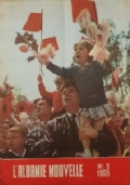 L'ALBANIE NOUVELLE N. 4 1968