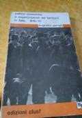 Politica economica e organizzazione del territorio in Italia 1945/70