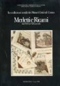 MERLETTI E RICAMI DAL XVI AL XIX SECOLO - LE COLLEZIONI TESSILI DEI MUSEI CIVICI DI COMO