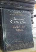 Galateo - Rime