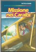 Tattica Game Missione nei Caraibi Librogame libri fantasy ragazzi PRIMA EDIZIONE