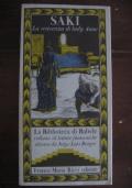 FRANCO MARIA RICCI - SAKI - LA RETICENZA DI LADY ANNE - 1^Ed.1980