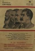 Venticinque anni di storia (1920-1945)