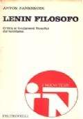 LENIN FILOSOFO Critica ai fondamenti filosofici del leninismo